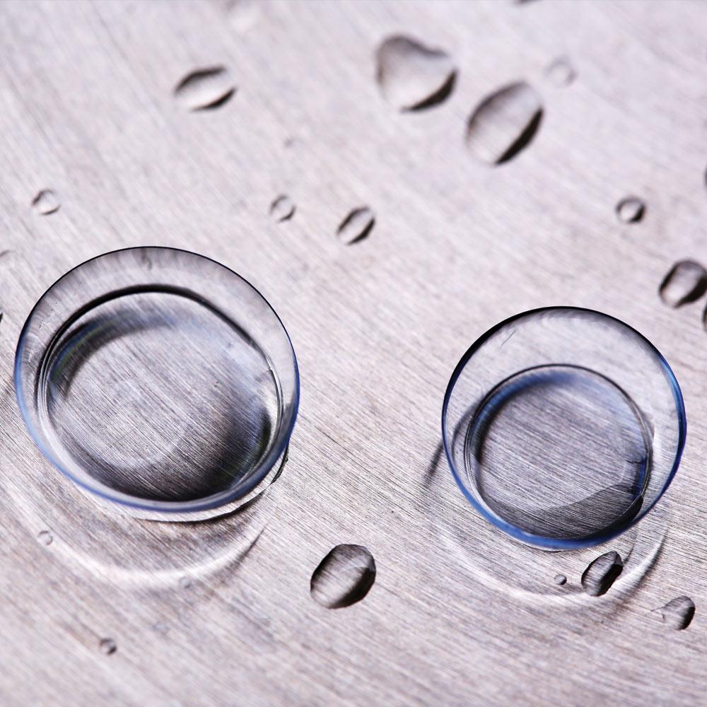 lenti a contatto morbide per irregolarità corneali